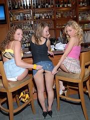Class Trip 2008 - College Girls