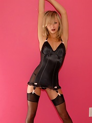 Teen Kasia - All Dressed Up In Lingerie