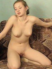 Smoothly shaved pussy